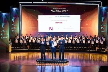 Giải pháp định danh điện tử Rikkei eKYC đạt danh hiệu Sao Khuê 2021