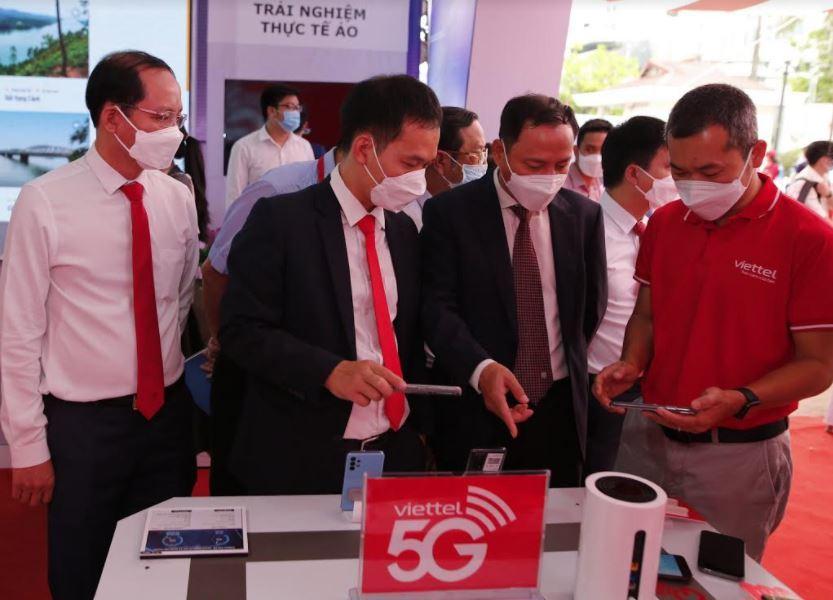 Viettel khai trương mạng 5G tại Thừa Thiên Huế, chính thức cung cấp 5G trên các thiết bị iPhone