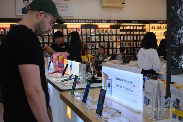 Doanh thu bán lẻ công nghệ tăng trưởng mạnh trong quý 1