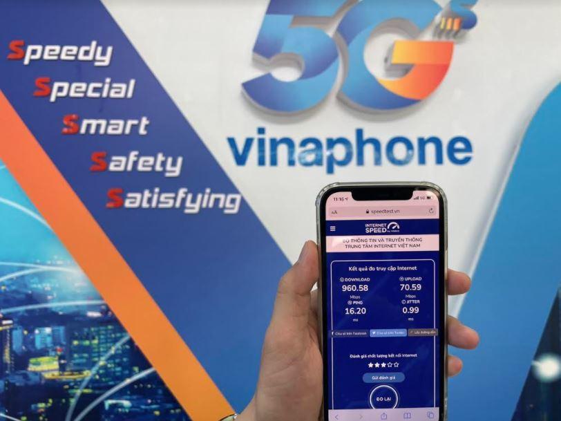 iPhone 12 đã có thể sử dụng dịch vụ 5G và VoLTE của VinaPhone