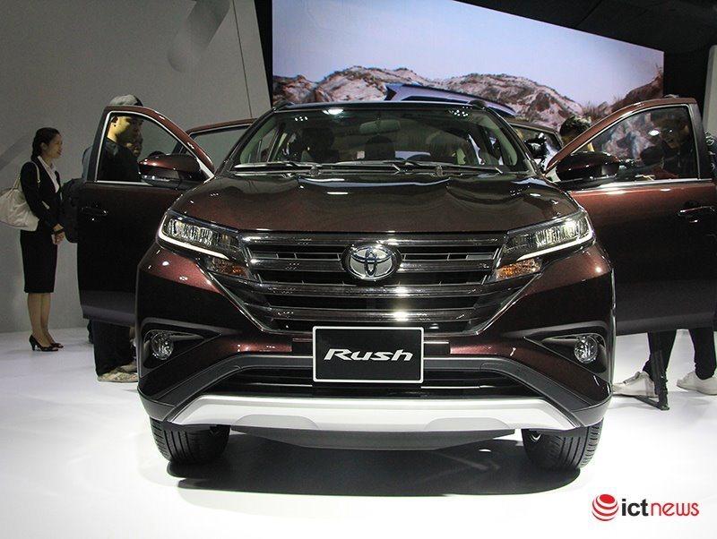 Gần 3.300 xe Toyota Avanza và Rush nhập khẩu bị triệu hồi để thay thế bơm xăng