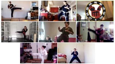 Người gốc Á ở Mỹ đổ xô học võ online để tự vệ