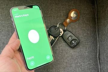 AirTag sẽ cột chặt bạn với iPhone và hệ sinh thái Apple