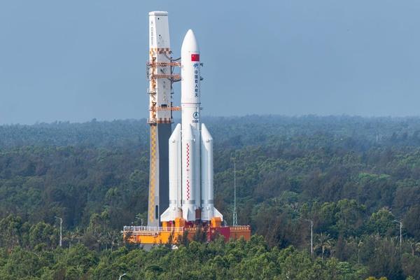 Tên lửa Trường Chinh 5B đang mất kiểm soát, có thể rơi xuống Trái Đất