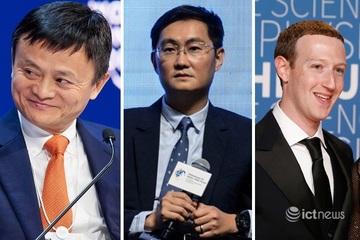 Những tỷ phú công nghệ yêu vợ chẳng kém Bill Gates