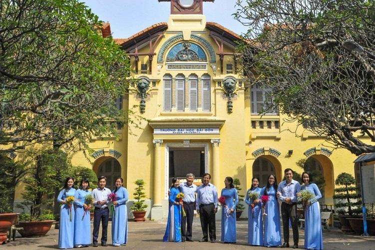 Mã ngành Đại học Sài Gòn 2021