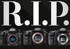 Sony ngừng sản xuất chiếc máy ảnh DSLR cuối cùng của mình