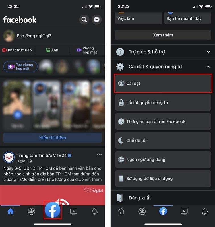 Hướng dẫn mở bong bóng chat Messenger trên iPhone