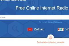 Chặn truy cập 3 website vi phạm bản quyền của VOV
