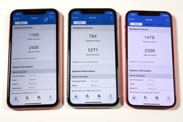 iOS mới khiến iPhone 12 chạy chậm hơn cả iPhone XR?