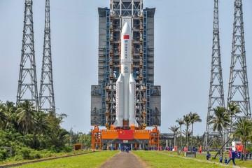 Tên lửa Trường Chinh 5B có thể đã rơi xuống biển