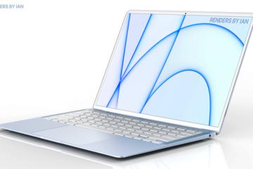 Chiếc MacBook được yêu thích nhất sắp có thiết kế mới