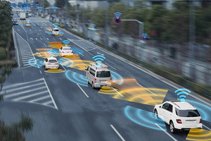5G tăng tốc quá trình kết nối xe với vạn vật