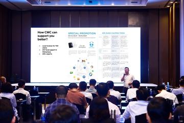 CMC Telecom tặng quà iPhone 12 cho khách hàng sử dụng Google Workspace