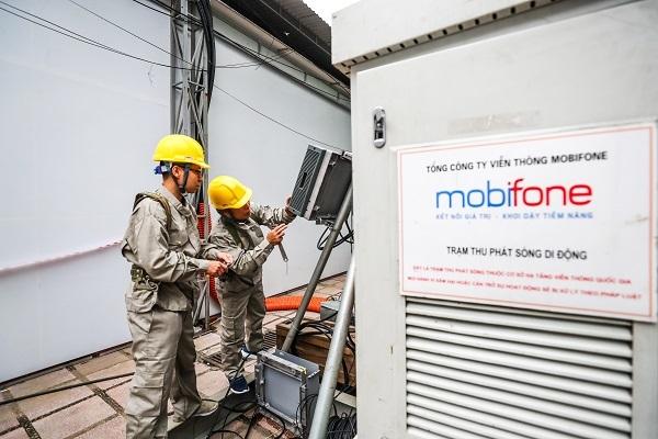 """MobiFone sẵn sàng đảm bảo mạng lưới, an toàn thông tin phục vụ """"ngày hội toàn dân"""""""