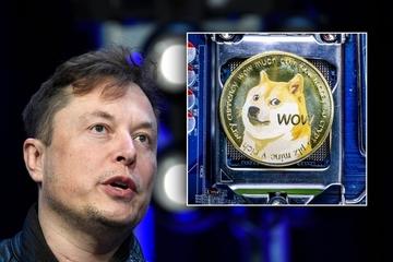 """Dogecoin bị vượt mặt bất chấp nỗ lực """"bơm thổi"""" của Elon Musk"""