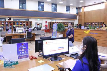Bắc Giang, Bắc Ninh, Hà Nội khuyến khích người dân giao dịch online, không dùng tiền mặt