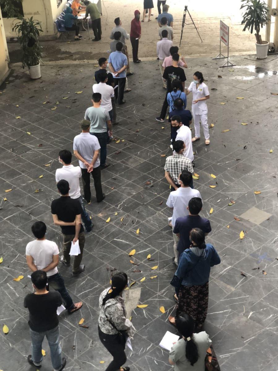 Người dân Quảng Ninh được đăng ký và trả kết quả xét nghiệm Covid-19 trực tuyến