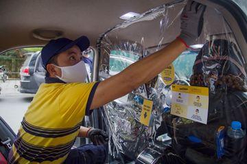 Đà Nẵng đề nghị Bộ TT&TT hỗ trợ tạm khóa các ứng dụng gọi xe và giao hàng