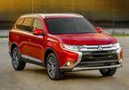 Mitsubishi triệu hồi 4 dòng xe tại Việt Nam