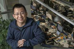 Ông chủ TikTok từ chức, tránh số phận như Jack Ma?