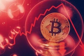 Bitcoin xuống ngưỡng nguy hiểm, nhà đầu tư chơi vơi bên bờ vực