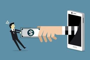 Chiêu lừa chiếm đoạt thuê bao để rút tiền từ thẻ tín dụng, vay tiền online