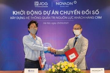 Austdoor hợp tác cùng NOVAON chuyển đổi số hệ thống quản trị nguồn lực khách hàng CRM