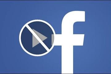 Hướng dẫn tắt tự phát video trên Facebook tất cả nền tảng
