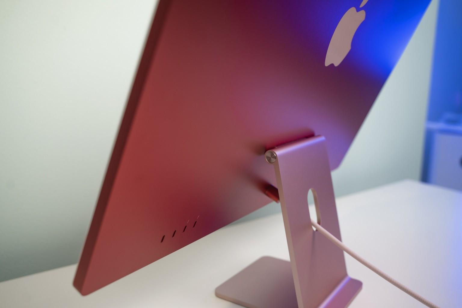 iMac chạy chip M1 về Việt Nam