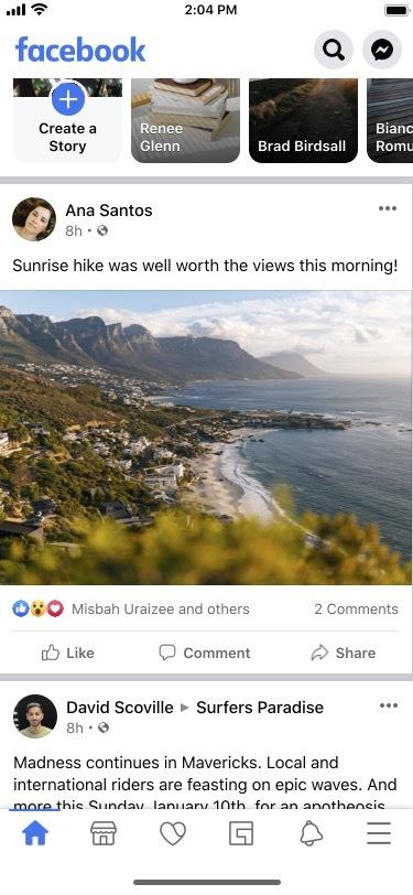 Người dùng hết xấu hổ vì Facebook  0 'like'