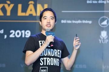 """CEO Quỹ 500 Startups Việt Nam: """"Việt Nam sẽ sớm trở thành thủ phủ công nghệ"""""""