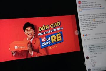 Shopee gỡ hình ảnh Hoài Linh khỏi ứng dụng