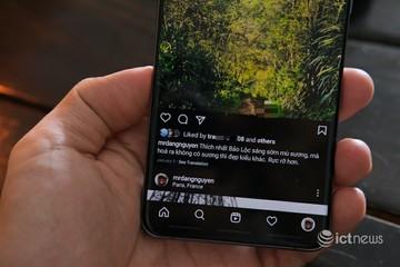 Instagram đã cho người dùng ẩn like tại Việt Nam
