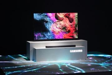 Samsung và LG thống trị thị trường TV toàn cầu