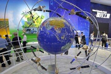 Ngành công nghiệp 156 tỷ USD từ vệ tinh Bắc Đẩu