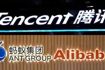 10 hãng công nghệ Trung Quốc lớn 'bay' 800 tỷ USD từ đầu năm