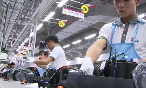 Nhà máy LG Hải Phòng chính thức ngừng sản xuất smartphone