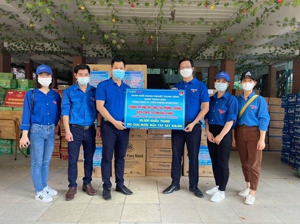 Ủng hộ Bắc Ninh, Bắc Giang, MobiFone chi viện tuyến đầu chống dịch