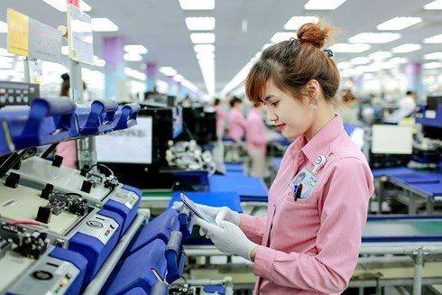 Xuất khẩu điện thoại và linh kiện đạt trên 41 tỷ USD