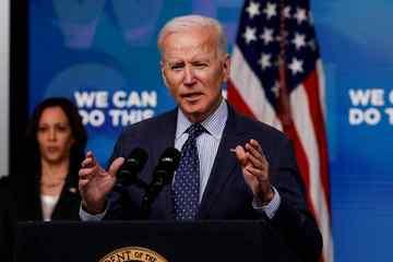 Tổng thống Mỹ Joe Biden cấm đầu tư vào hàng chục công ty Trung Quốc