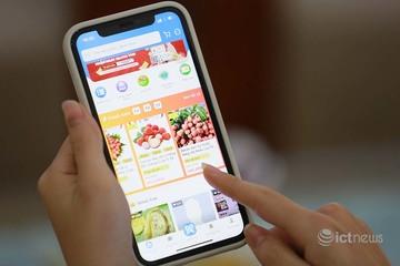 Vải Bắc Giang bán qua Postmart, Vỏ Sò đã chiếm gần 3,6% tổng sản lượng