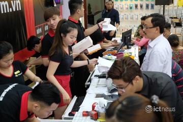 Thế Giới Di Động, FPT Shop mơ kênh bán hàng số lượng lớn