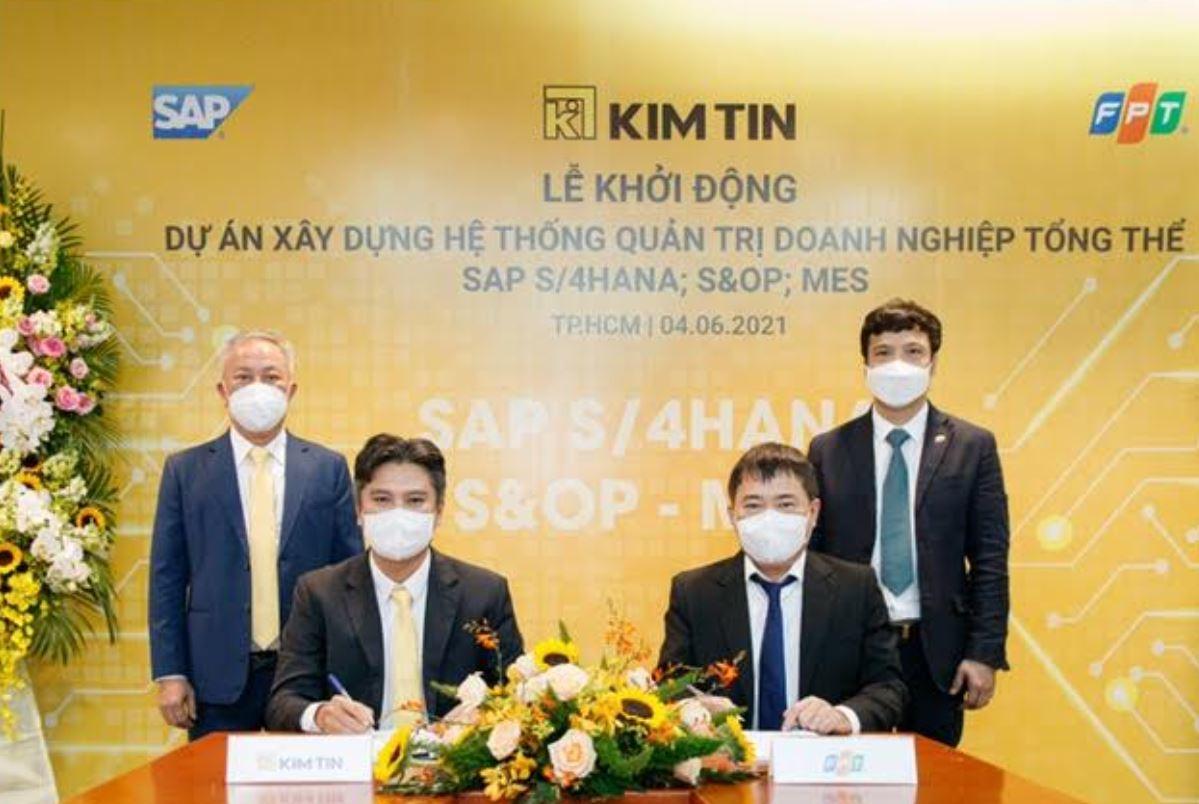 """Doanh nghiệp sản xuất chuyển đổi số bằng giải pháp """"Make in Vietnam"""""""