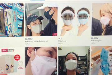 Xử lý shop online đầu cơ, găm hàng các sản phẩm phòng, chống dịch Covid-19