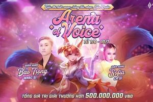 Arena of Voice - Bước đệm hoàn hảo cho đam mê ca hát của bạn