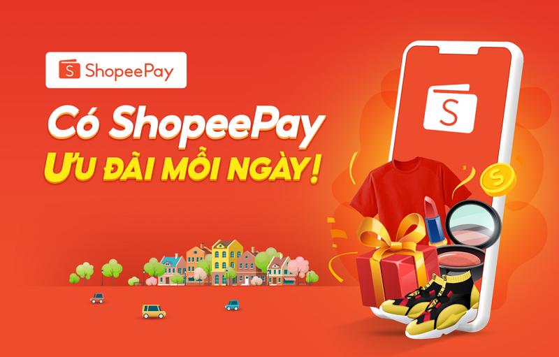 Ví điện tử AirPay đổi tên thành ShopeePay, tung hàng loạt chương trình khuyến mãi cho người dùng