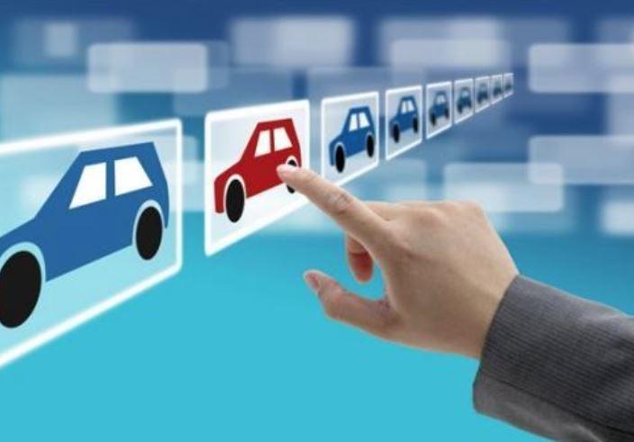 Mua xe trực tuyến bắt đầu hút người dùng