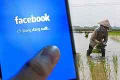 Facebook tiến về nông thôn Việt Nam