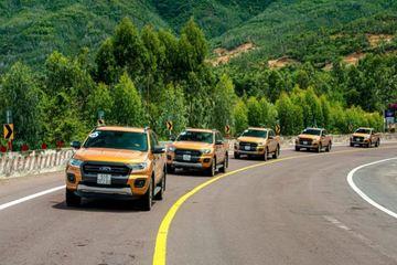 Hành trình 20 năm Ford Ranger tại Việt Nam: từ bán tải chuyên chở đến phương tiện thể hiện phong cách sống